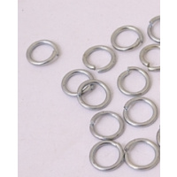 Loose rings, zinc-0
