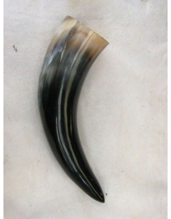 Drinking horn, extra large, ca. 0.5 liter-0