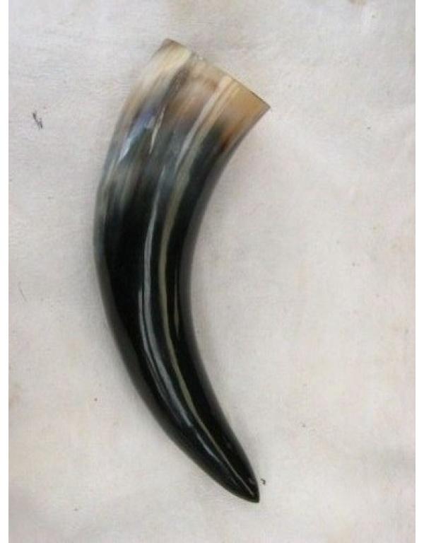 Drinking horn, medium, ca. 0.2 liter-0