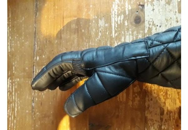 Sparhandschoenen voor lichte training.-1488