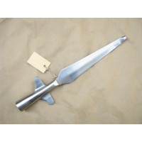 Blunt spear head with wings, 34.5cm-0