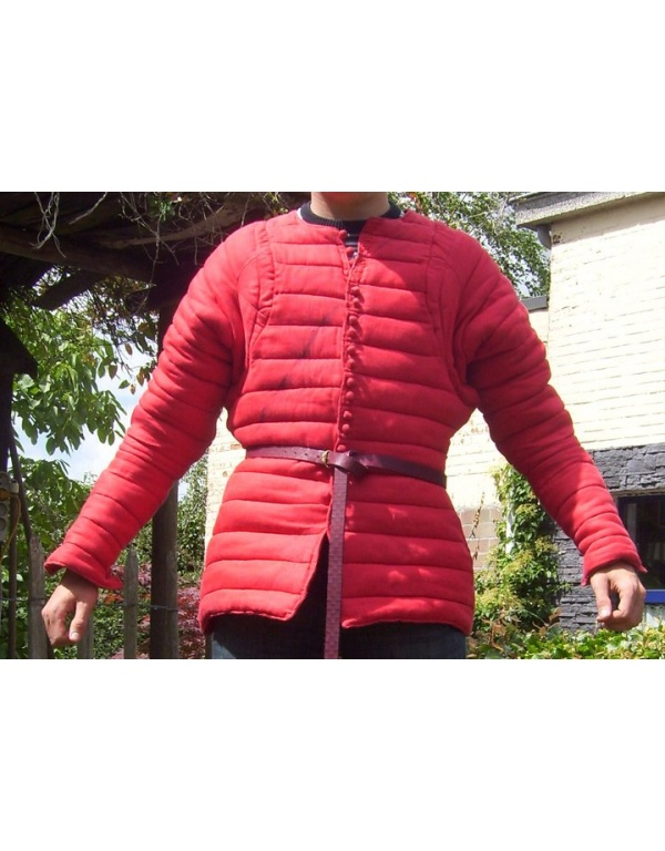 Pourpoint gambeson-149