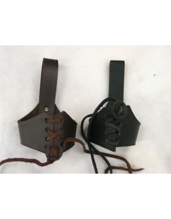 Belt-holder for drinking horn-0