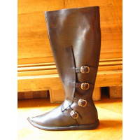 Medieval boots 9-357