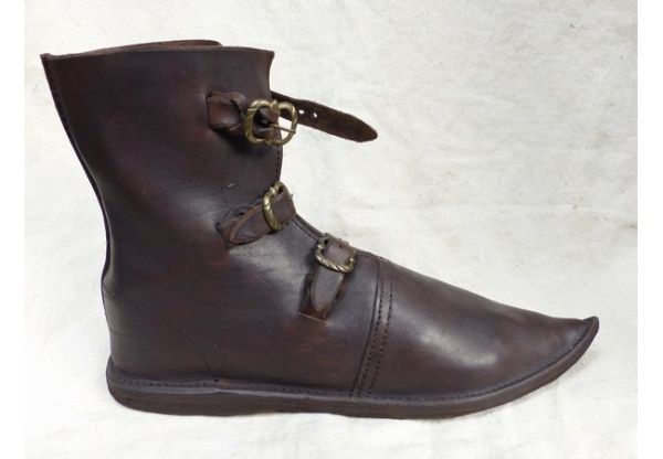 Medieval shoes nr.35, sizes 41 and 42-457