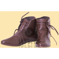 Medieval shoes 12b-412