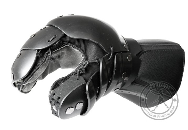 """Lobster"" Heavy gloves.-1405"
