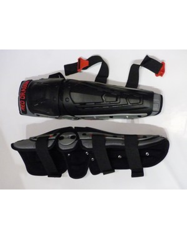 Knie en scheenbeen beschermers Red Dragon-513