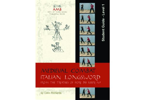 DVD-Medieval Combat - Italian Longsword, Student Guide Level 1-0