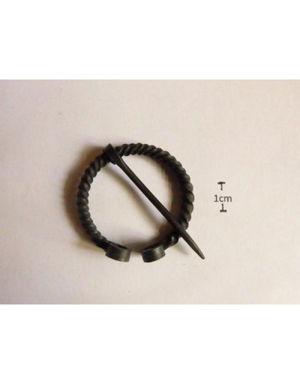 Viking/medieval fibula-867