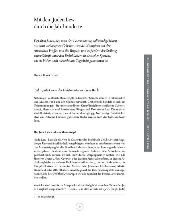 JUDE LEW - Das Fechtbuch-1049