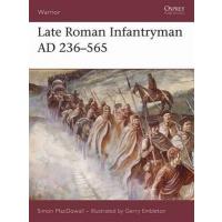 Late roman infantryman AD 236-565-0