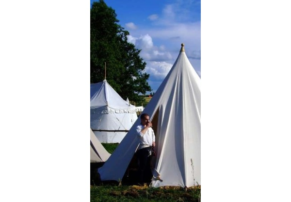Cone tent large-0