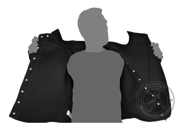 Officer HEMA jacket level 2-1476