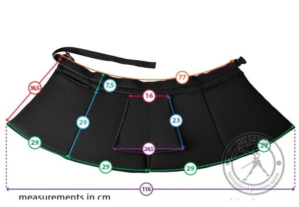 HEMA Padded Skirt Level 2-1621