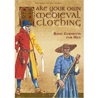 Make your own medieval clothing: Basic garments for men-0