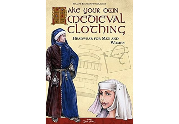 Make your own medieval clothing: headwear for men and women-0