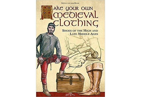 Make your own medieval clothing: Shoes of the high and late middle ages-0