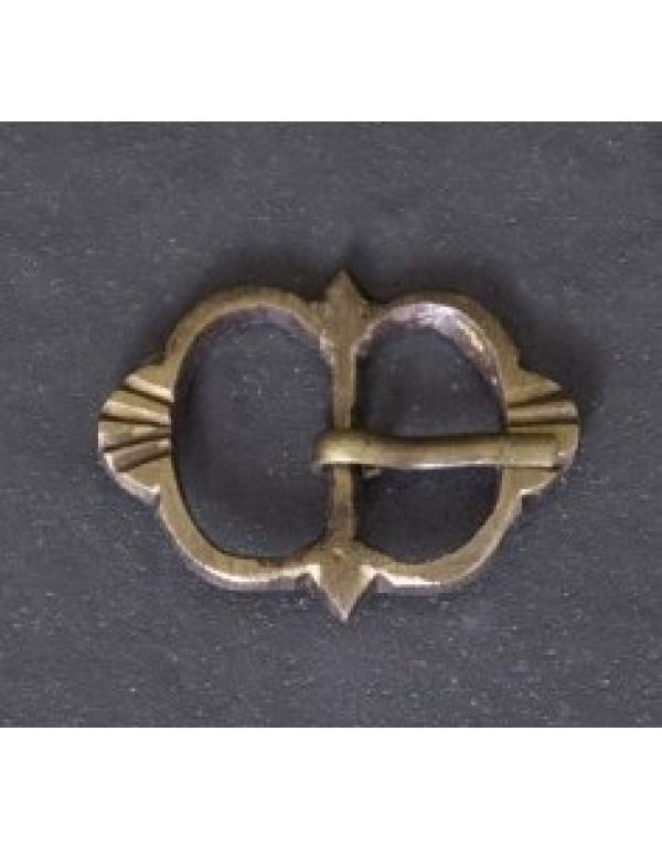 medieval belt buckle 86-10(17)-0