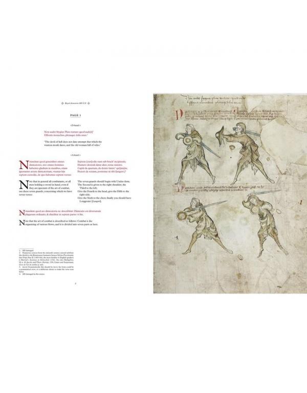 The Medieval Art of Swordsmanship: Royal Armouries MS I.33-1589