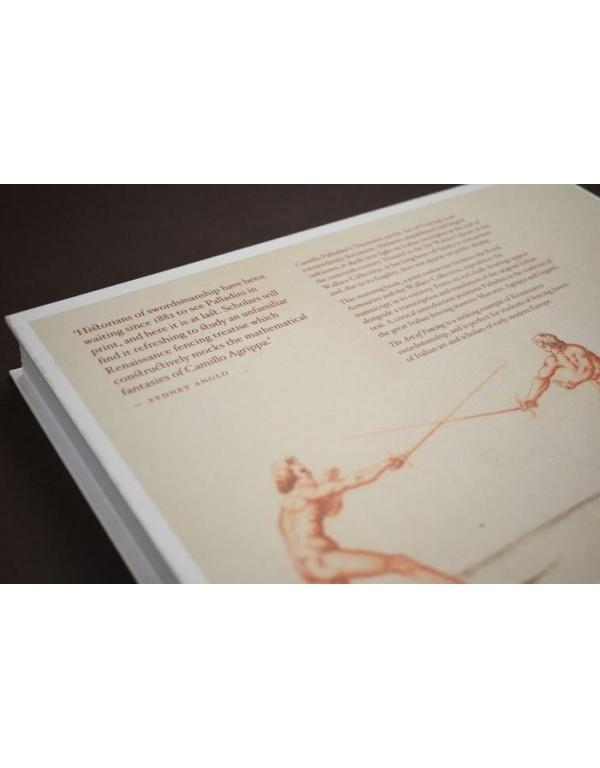 The Art of Fencing: The Discourse of Camillo Palladini-1607