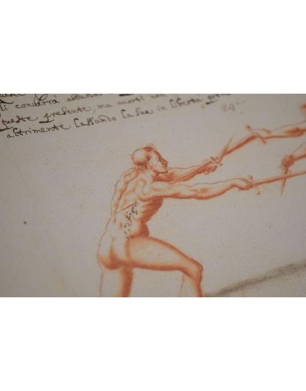 The Art of Fencing: The Discourse of Camillo Palladini-1605