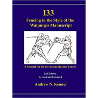 I33 Fencing in the Style of the Walpurgis Manuscript 2nd edition -0