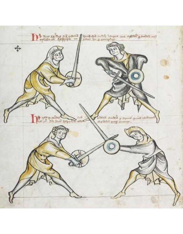 The Medieval Art of Swordsmanship: Royal Armouries MS I.33-1595
