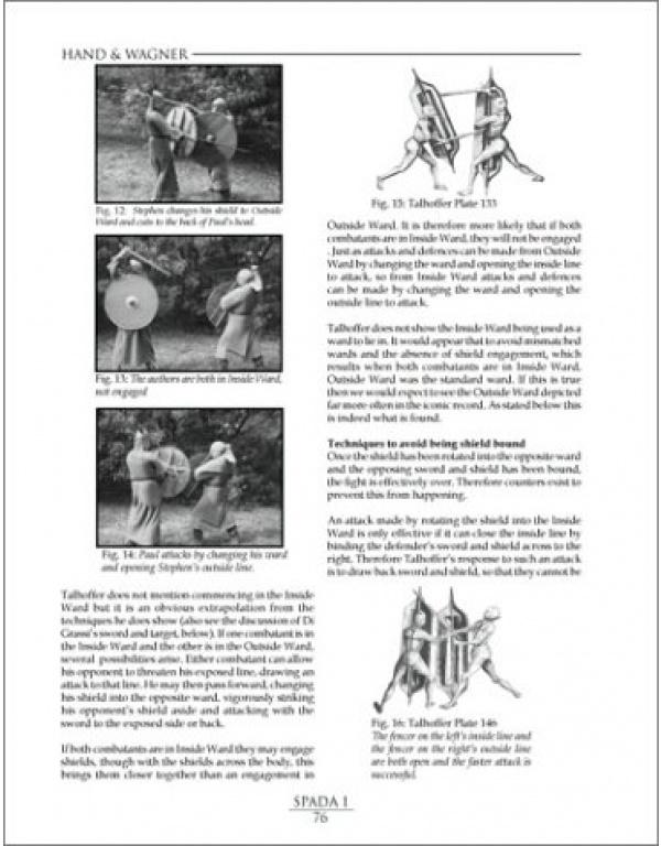 SPADA: An Anthology of Swordsmanship-1995