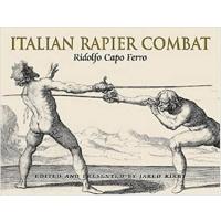 Italian Rapier Combat-0
