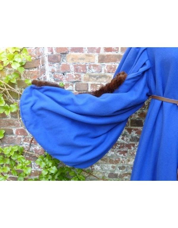 Robe met bont H3-1750