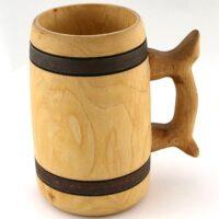 beker hout 0.5 liter-2058