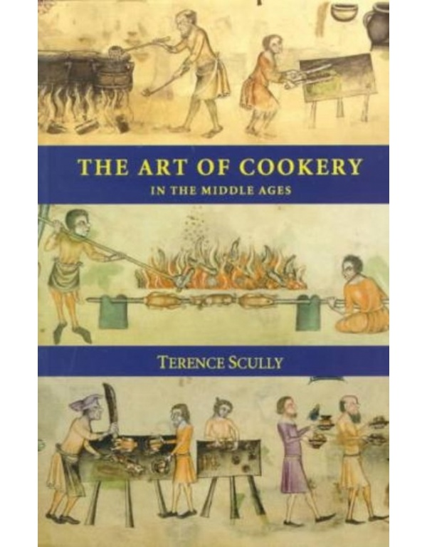 The art of cookery in the Middle Ages-0