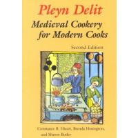 Pleyn Delit - Medieval Cookery for Modern Cooks-0